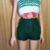 SS1.1 – Dark Green Shorts